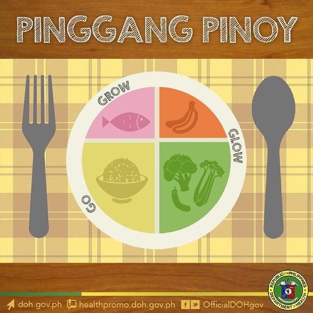 Pinggang Pinoy: Go Glow Grow
