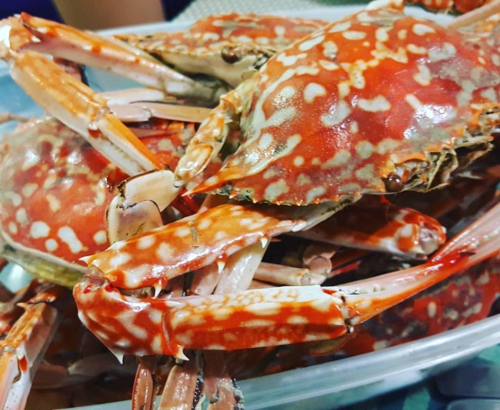 Filipino crabs