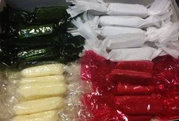 Assorted Pastillas from Batangas