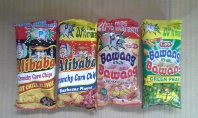 Cheap Two-Peso Snacks