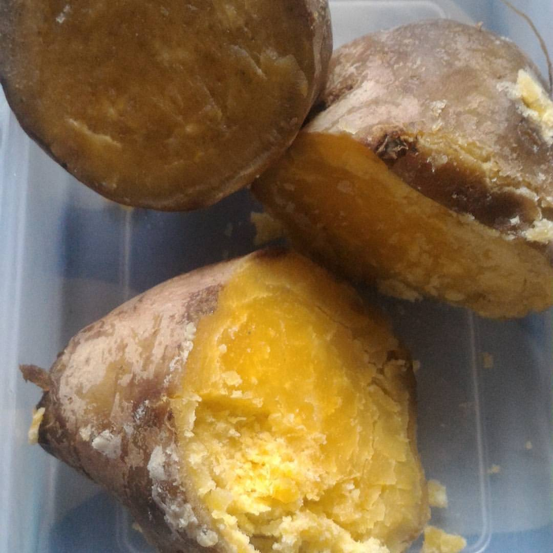 yellow sweet-potato