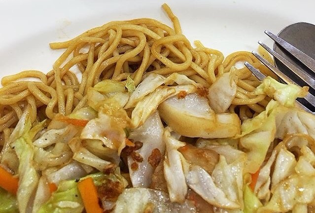 Pancit Recipe With Pork Chicken And Egg Noodles