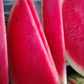 Large Slices of Watermelon