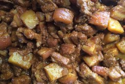 Pork Adobo with Achuete