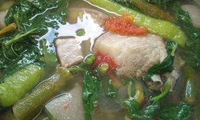 Pork Liempo Sinigang