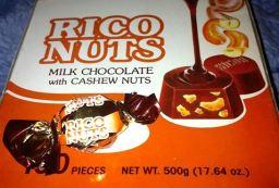 RICOA Rico Nuts