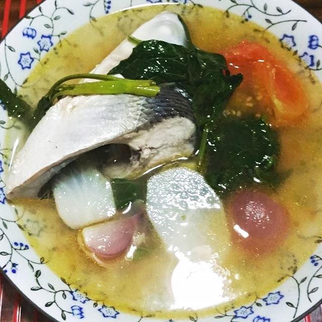 Sinigang Na Bangus Filipino Food