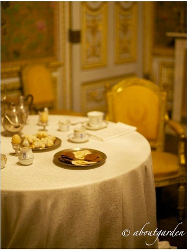tavola della merenda