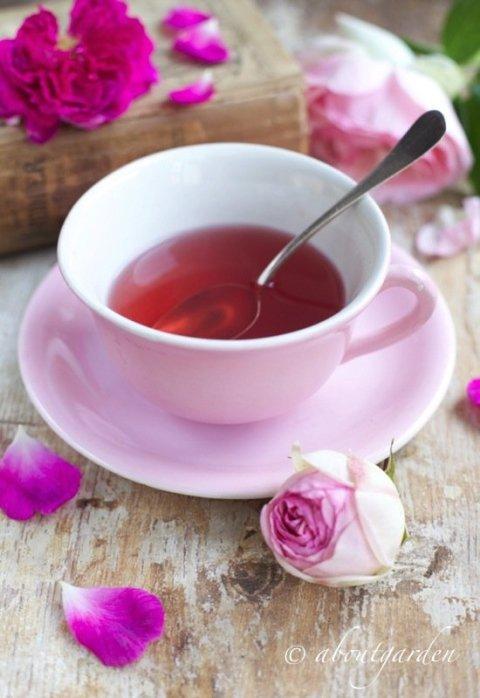 te alla rosa