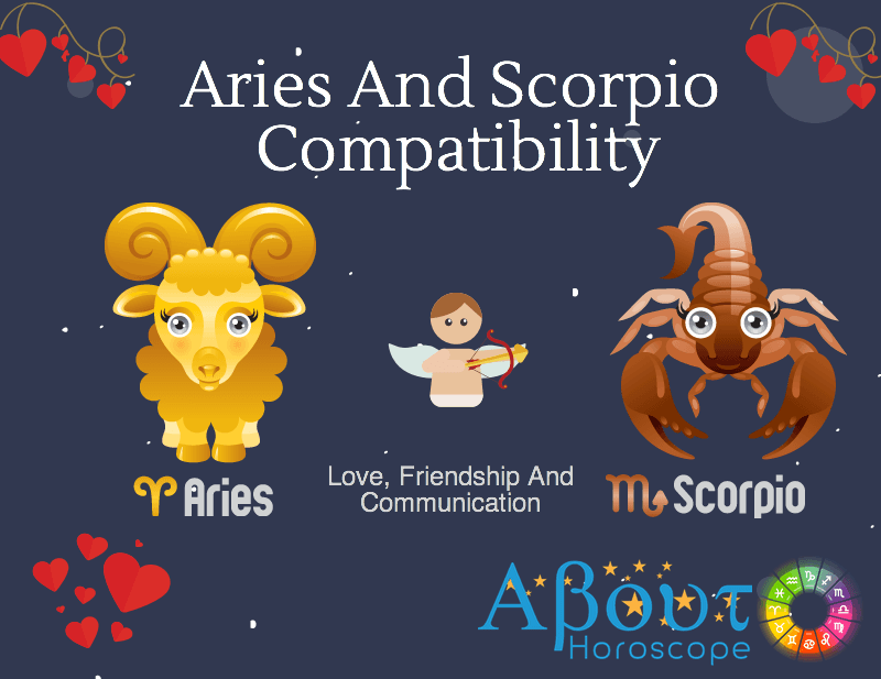 Scorpio And Aries Love Compatibility