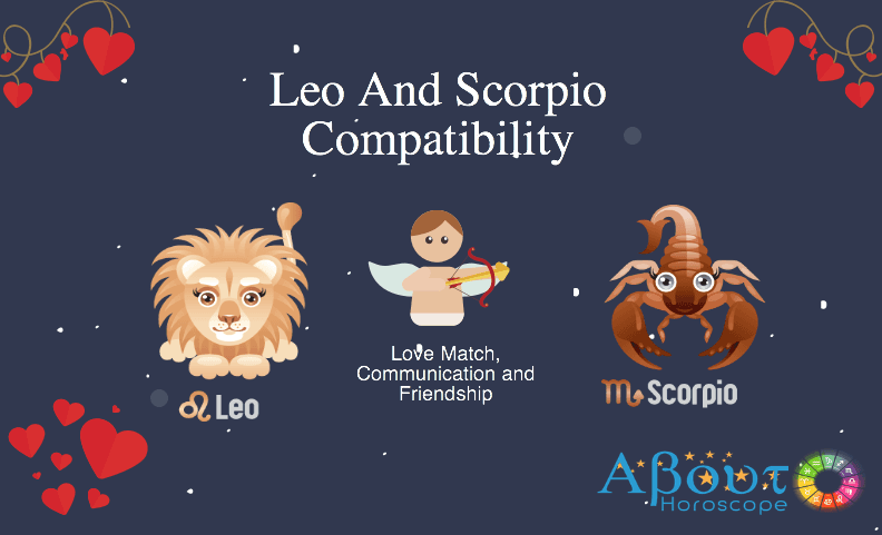 Leo And Scorpio Compatibility Love Amp Friendship