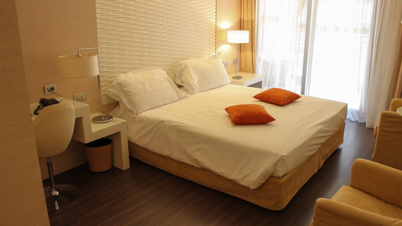 Hotel Laguna Palace in Grado