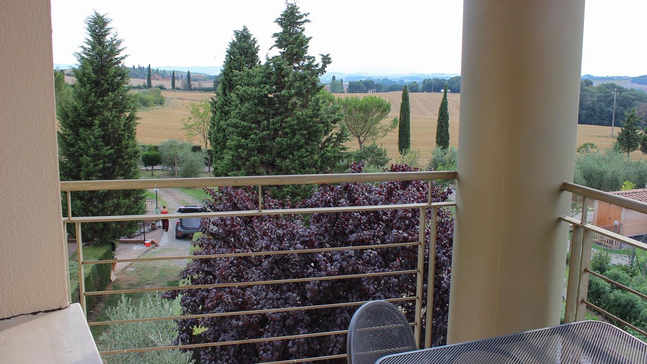 Gerne nochmal: Hotel Montaperti bei Siena