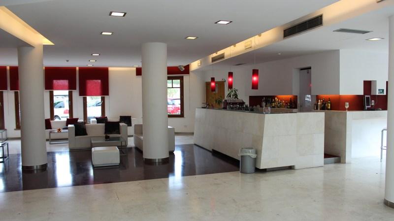 Lobby Montaperti Hotel Siena