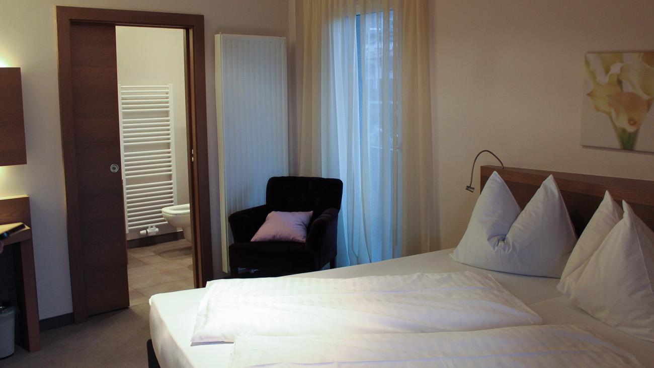 Hotel Minigolf bei Meran