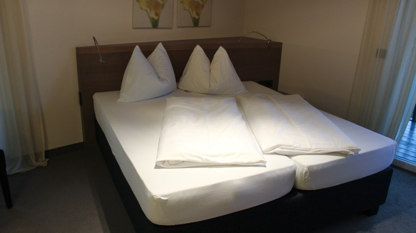 Minigolf Hotel Tirolo Zimmer