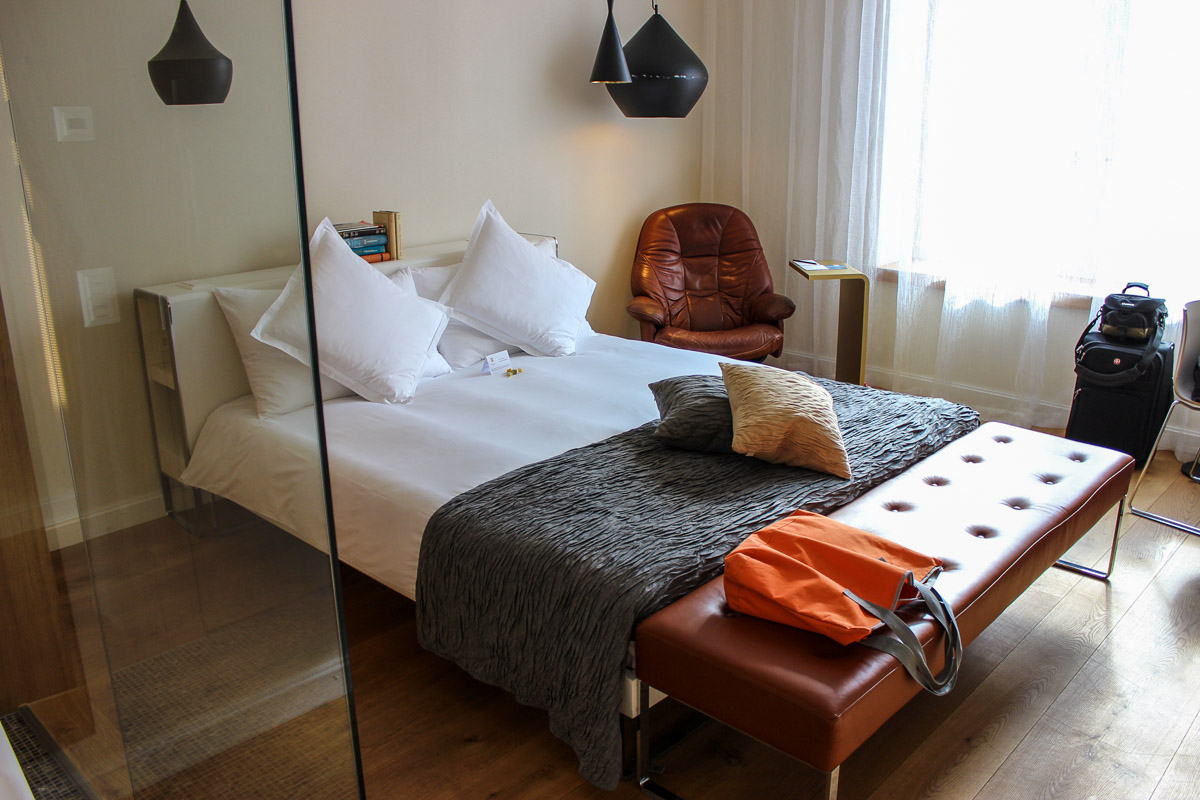 B2 Boutique Hotel & Spa Zürich