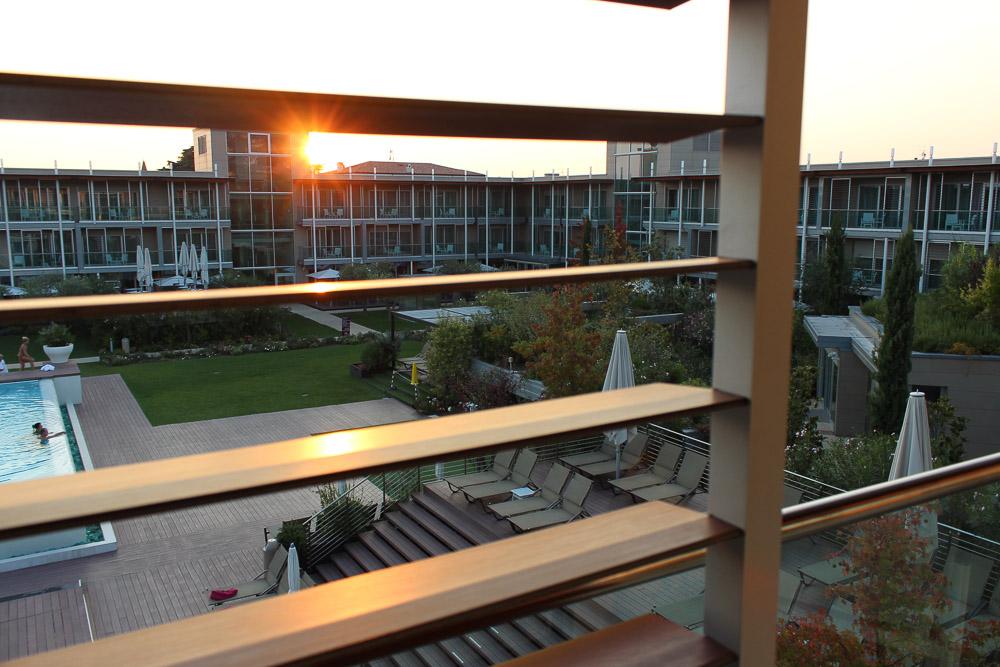 Aqualux Spa&Suite: Moderne Wellness Oase in Bardolino am Gardasee