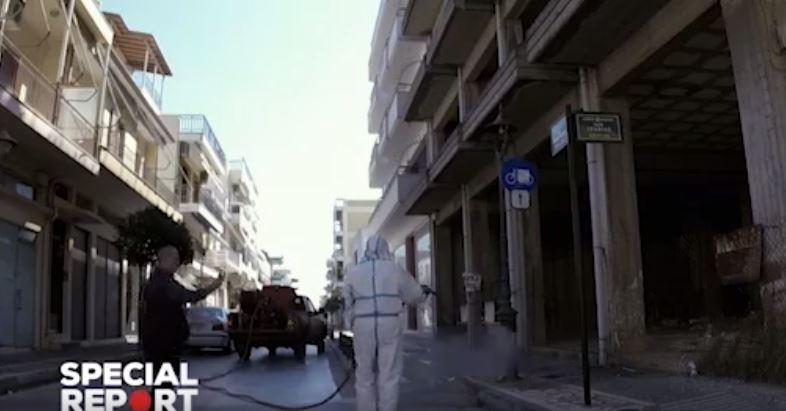 Όσα συνέβησαν στην Αμαλιάδα και την Πάτρα από τις αρχές Μαρτίου