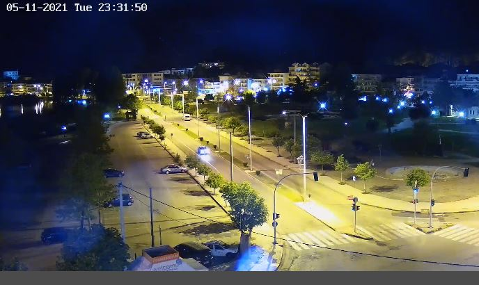 Live εικόνα από την κάμερα της Π.Ε. Καστοριάς
