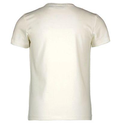 Moodstreet t-shirt warm white