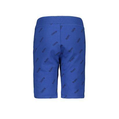 Moodstreet jog short sporty blue