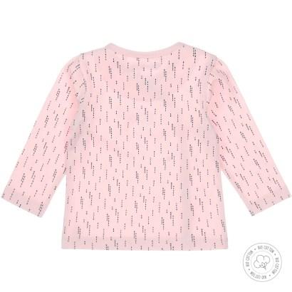 Dirkje overslag longsleeve little dreamer light pink