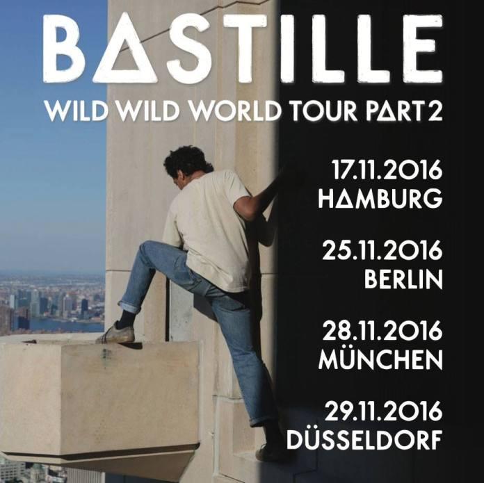 Bastille Tour D 2016