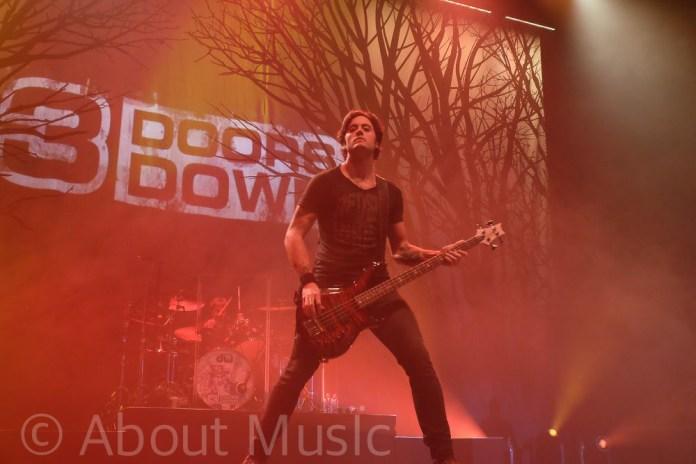 3 Doors Down © About Musïc | Jasmin Zekl