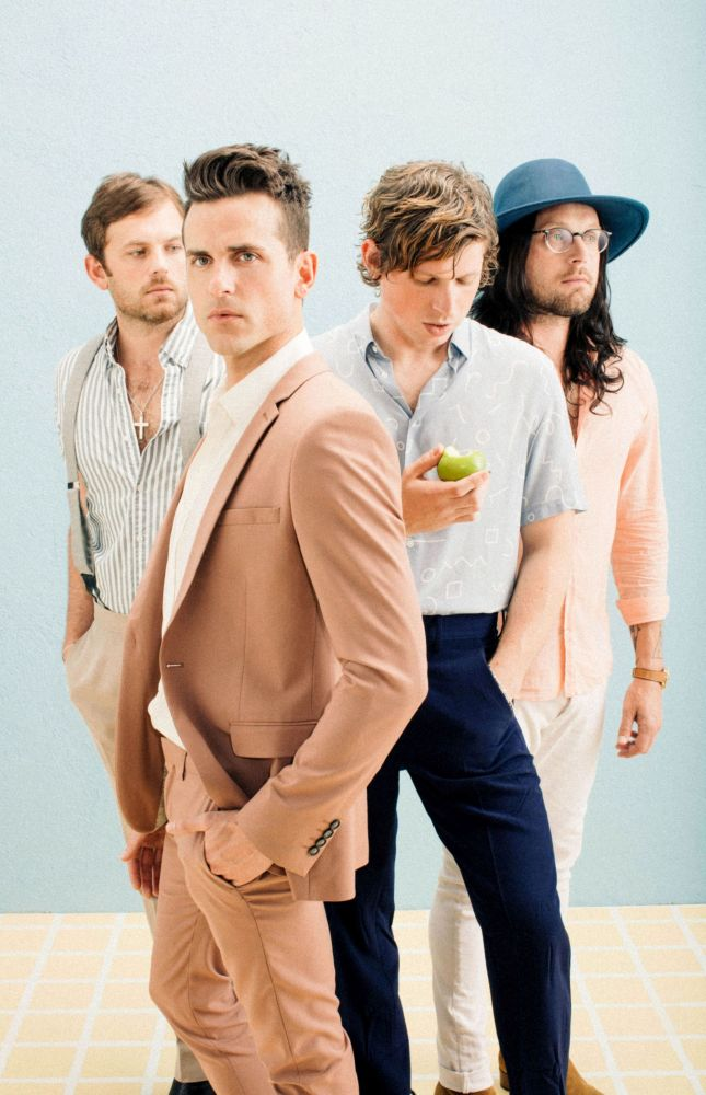 Kings Of Leon 2016 © SonyMusic