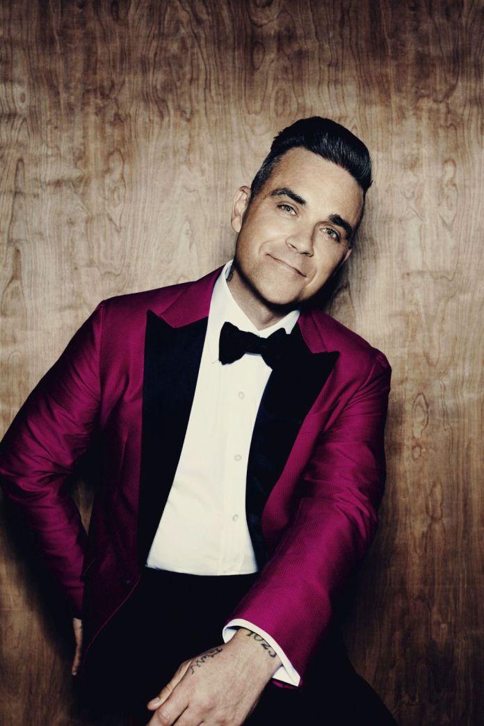 Robbie Williams 2016 © SonyMusic