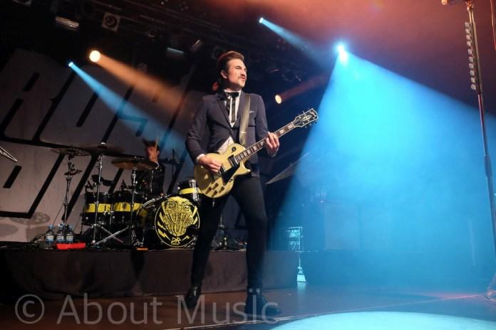 Royal Republic | LKA Stuttgart 18-11-2016 © About Musïc | Jasmin Zekl
