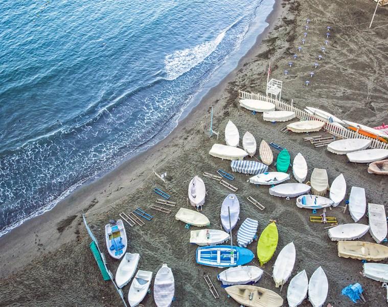 Spiaggia di Alimuri Meta di Sorrento - About Sorrento