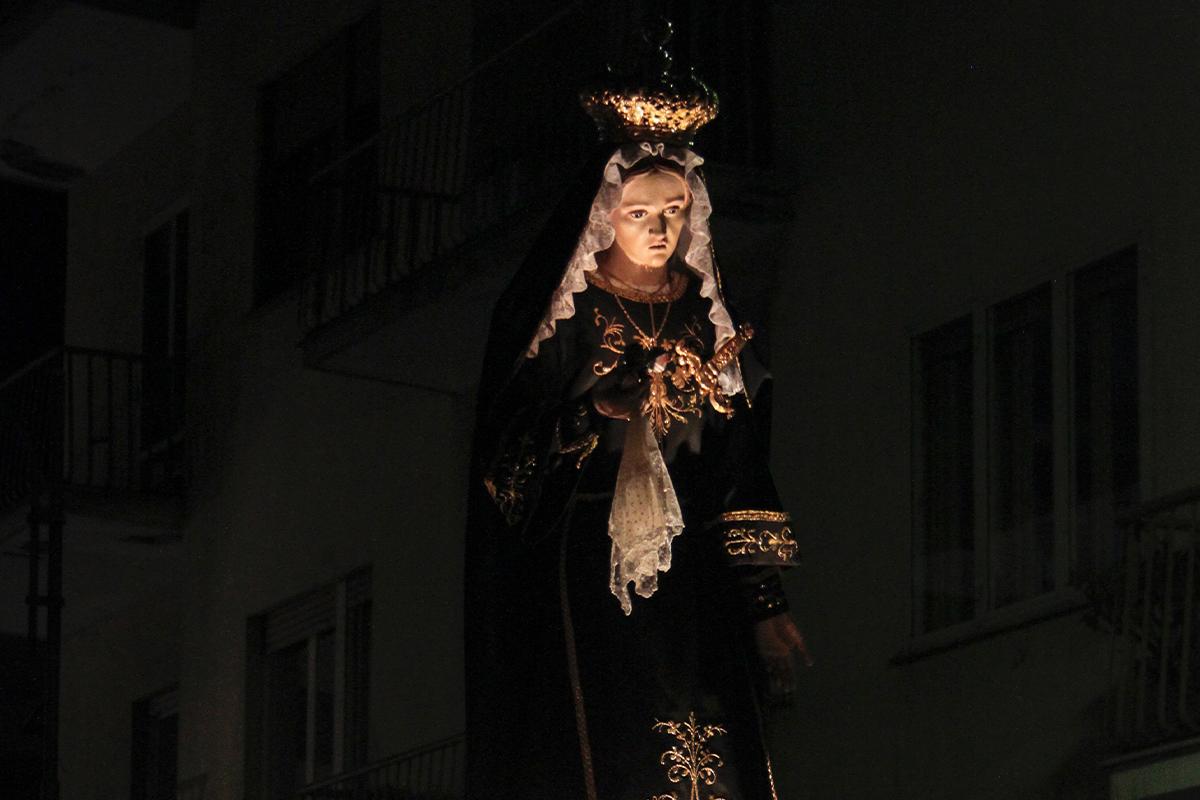 Processioni a Sant'Agnello Giovedì