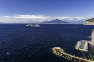 Sorrento Napoli via mare
