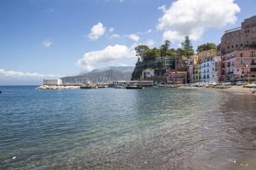 Spiaggia Marina Grande a Sorrento