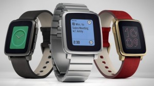 Pebble time stell for the best battery life