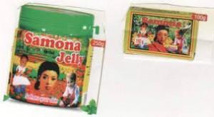 Samona Ugandan Made skin care product