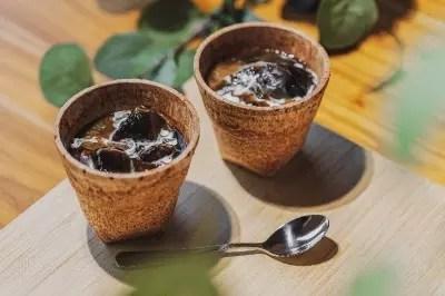 Mog Cups - съедобная посуда