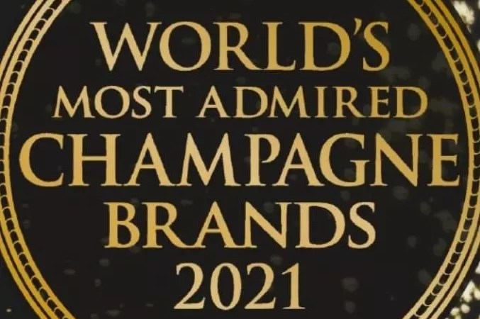 The Woprld's Most Admired Champagne Brands 2021 / Louis Roederer