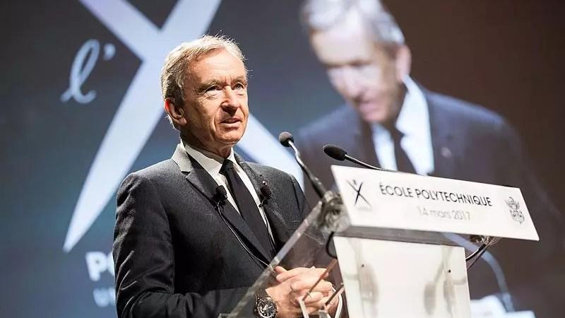 Президент LVMH Бернар Арно стал богатейшим человеком планеты