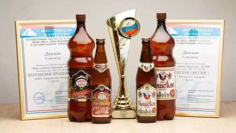 Фестиваль качества напитков прошел в Екатеринбурге в 17 раз
