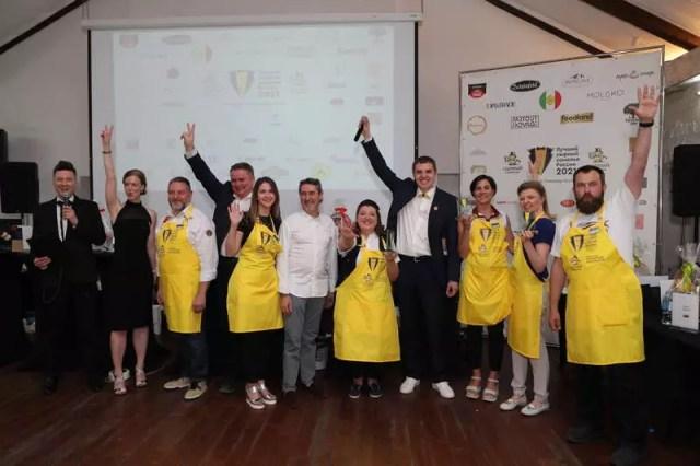 Лучший сырный сомелье-2021. В Москве подвели итоги конкурса