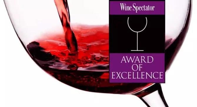 Российские рестораны в списке  WineSpectatorRestaurantAwards