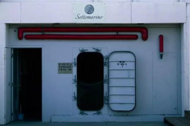 Sottomarino Winery.  Подводная лодка и винодельня