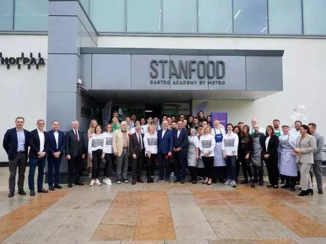 Stanfood: METROоткрылавМосквеАкадемиюресторанного бизнеса