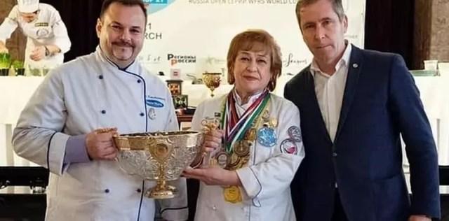 Чемпионат по ресторанному спорту в Сочи закончился победой России