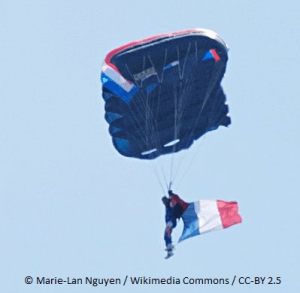 French Parachutist