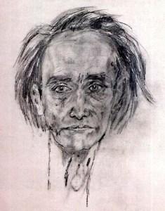 Artaud Portrait