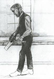 Van Gogh Carpenter
